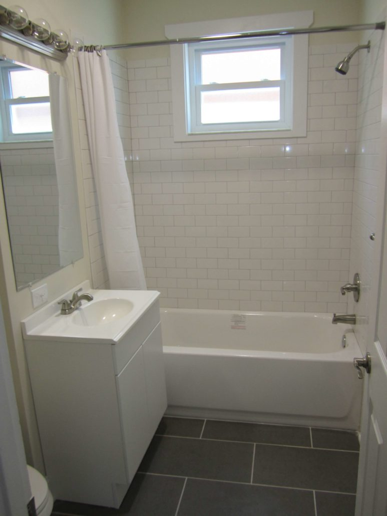 Gilpin Ave American Craftsmen LLC - Bathroom remodel wilmington de