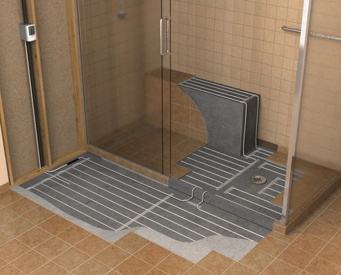 6 of our favorite bathroom upgrades american craftsmen llc for Warm toes radiant heat