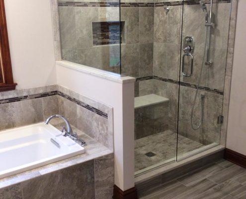 Bathroom Showers American Craftsmen Llc